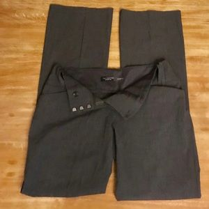The Limited Gray Cassidy Fit Pants, Size 2S